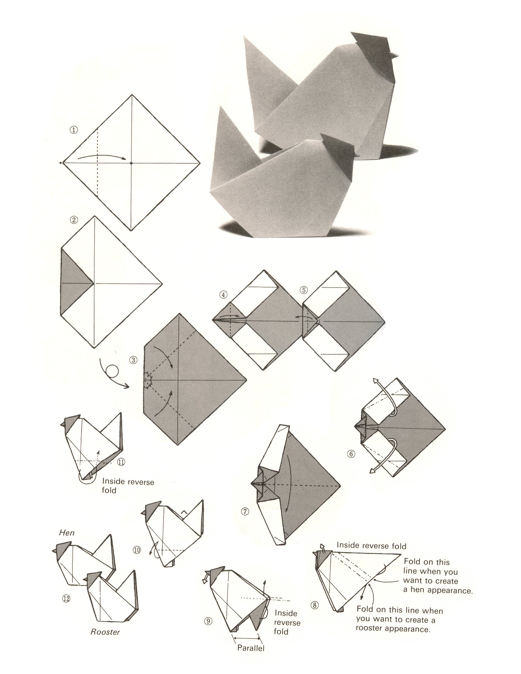 1000+ images about origami on Pinterest | Whales, Origami